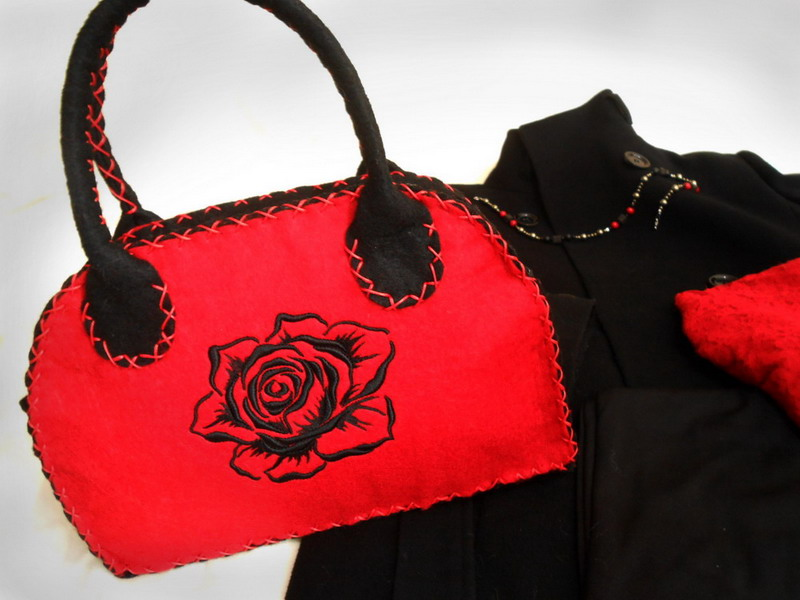 Машинная вышивка_декорирование