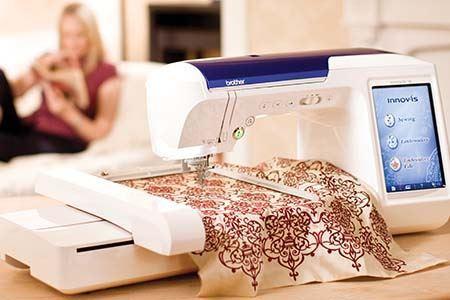Изображение для категории Оборудование для шитья и вышивки