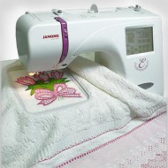 Вышивальная машина Janome Memory Craft 350E (MC 350 E) в магазина «ТекстильТорг»