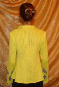 Желтый жакет.25