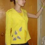 Желтый жакет.23