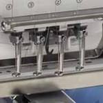 многоигольная вышивальная машина