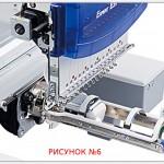 цилиндрическая рама для вышивальных машин