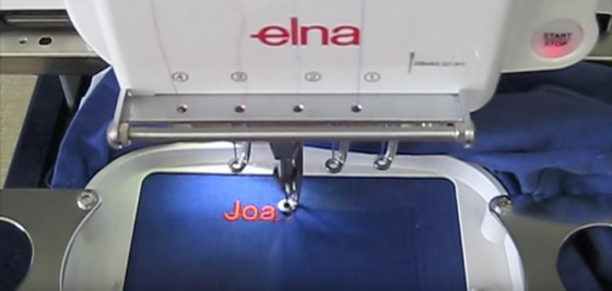 Elna 9900
