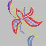 Дизайн машинной вышивки в формате DST