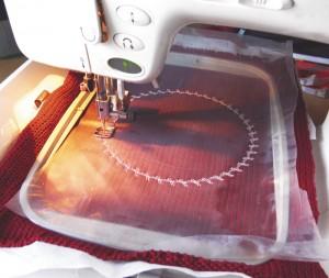 водорастворимые стабилизаторы для машинной вышивки