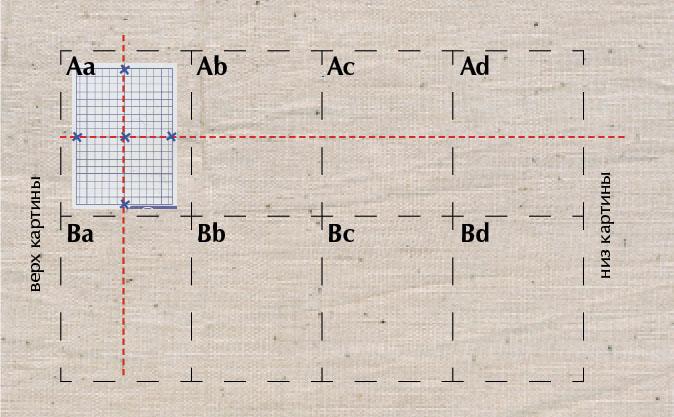 Вышиваем дизайн в технике фотостежок