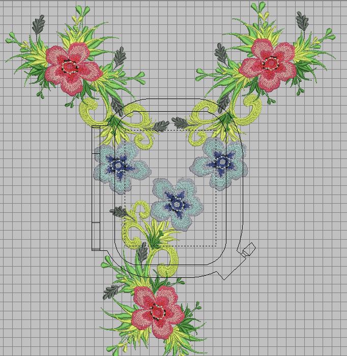 Bernina Дизайн Вышивки скачать