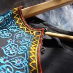 Технология вышивки на трикотажной ткани