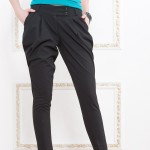подгонка узких брюк