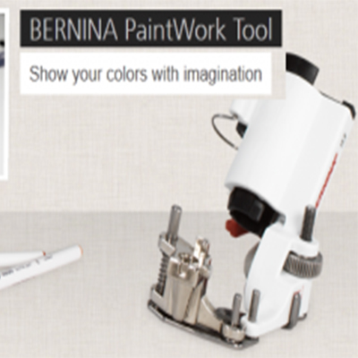 Устройство Bernina PaintWork