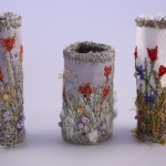 вышивка_трава_цветы