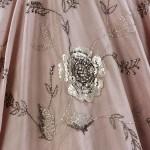 Вышивка_подол платья