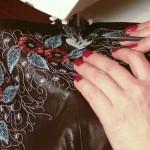 """Уроки Wilcom. Дизайн машинной вышивки """"Цветы"""""""