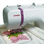 Janome Memory Craft 350E (MC 350 E)