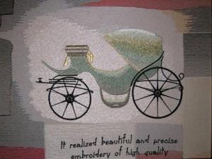 Машинная вышивка высокого качества
