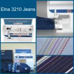Elna 3210 Jeans