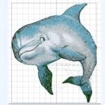Дизайн Дельфин