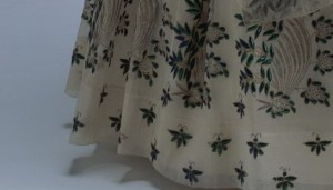 Подол платья