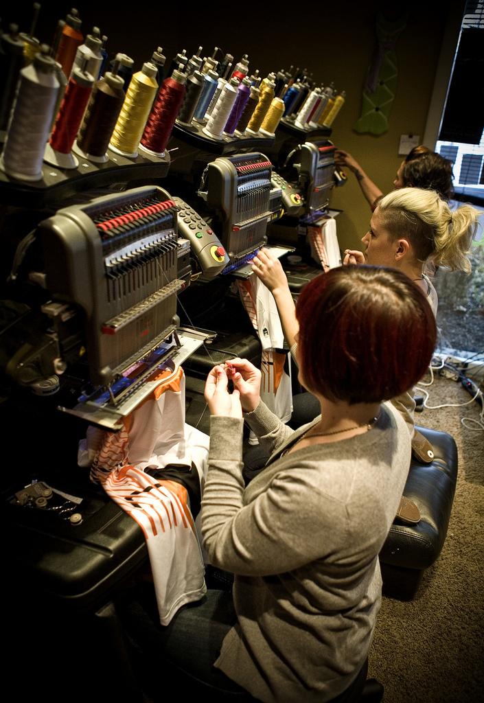 Бизнес план для машинной вышивки