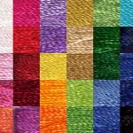 Нитки Gingko для машинной вышивки