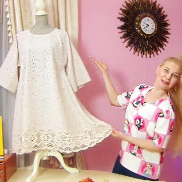 Никишечкина ольга шитье платьев