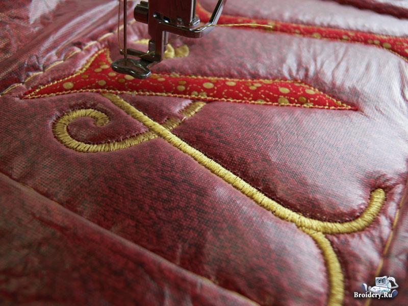 Стабилизатор для вышивки машинной 72