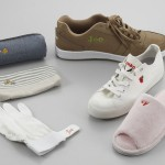 Обувь, носки, перчатки с машинной вышивкой