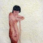 Вышивка и фотография Аны Терезы Барбоса (Ana Teresa Barboza)