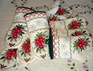 Машинная вышивка Федоровой Светланы (Прим: LanaS на форуме)