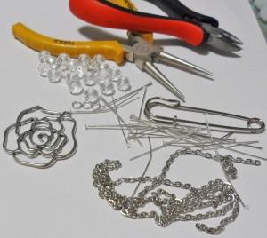 Материалы и инструменты для бижутерии своими руками