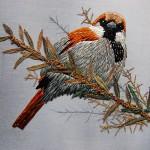 Рут Норбури. Вышивка и защита животных
