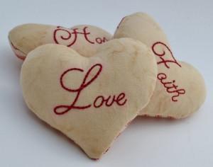 Подарки своими руками ко Дню влюбленных