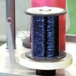 Приспособление для вышивки металлизированной нитью
