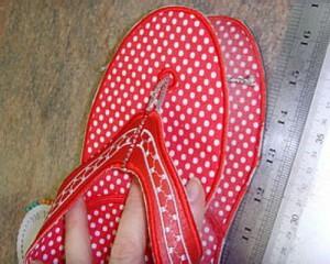 Создаем обувь на вышивальной машине