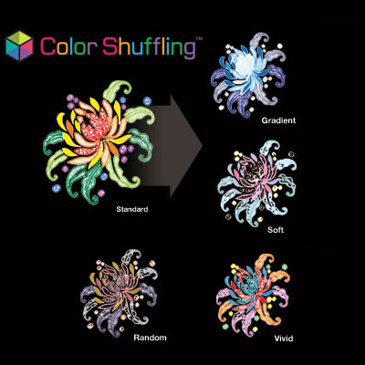 Color Shuffling