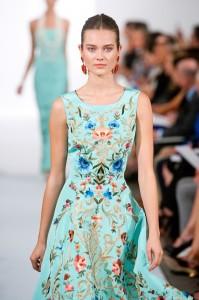 Вышивка — модный тренд весны_ 2014
