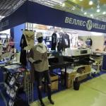 ГК «Веллес» фотоотчет с ярмарки Текстильлегпром