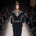 Вышивка — модный тренд весны 2014
