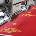 Продажа, доставка, установка и запуск вышивальных машин Barudan от компании