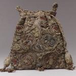 Мешочек для пряных трав с вышивкой