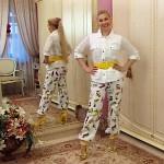 шьем с Ольгой Никишичевой видео