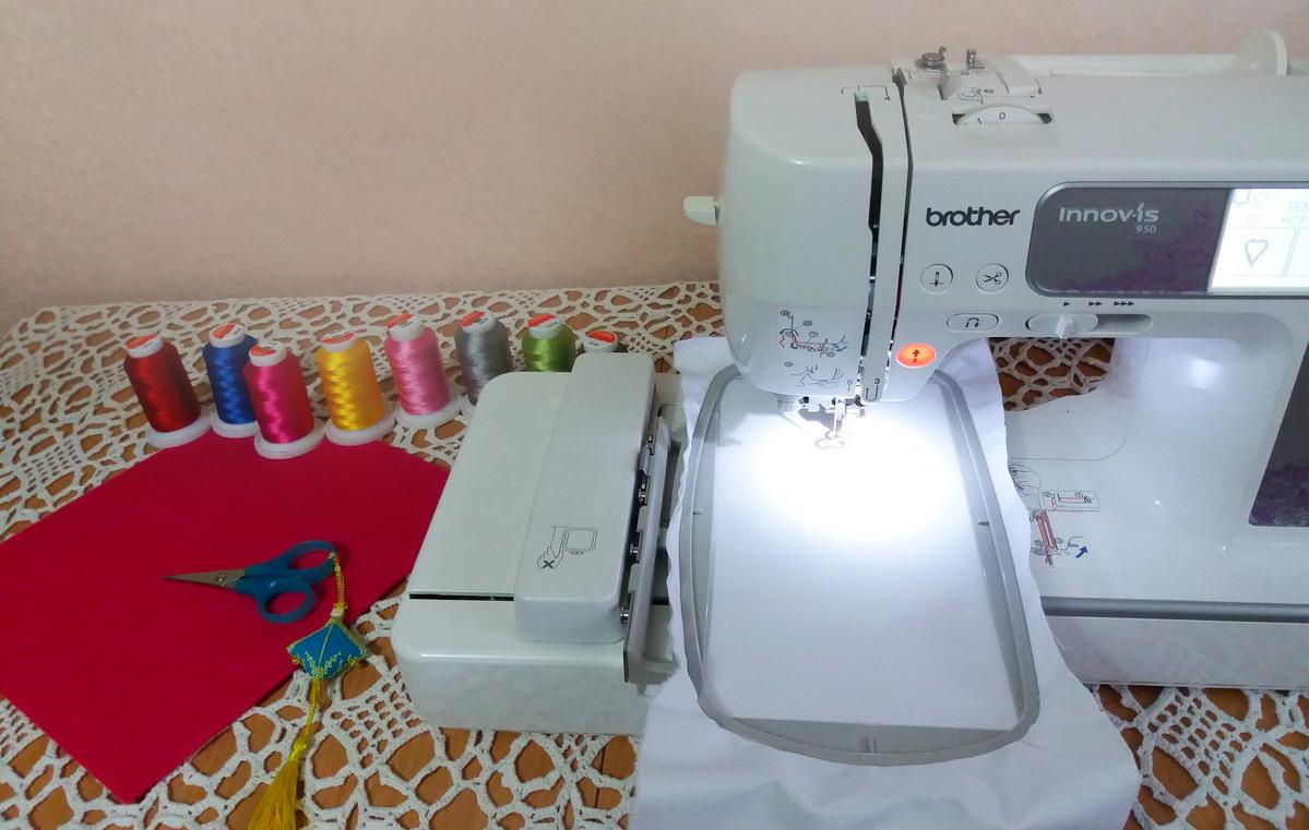 Стабилизатор для вышивки машинной 77