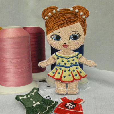 Вышиваем детские игрушки