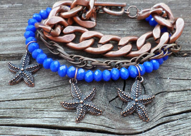 Морские звезды — готовим украшения к лету