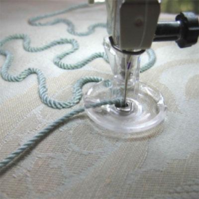 Лапки для вышивки по кругу