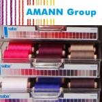 Швейные нитки от Amann