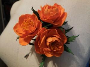 цветы из фоамирана_000