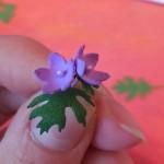 Делаем цветы из фоамирана для брошей и других украшений