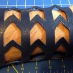 Как сделать мужской кожаный браслет с помощью ScanNCut